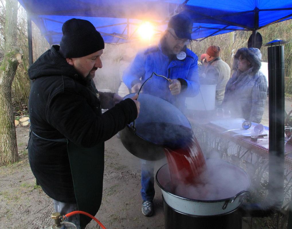 Jégvirágtól Borvirágig Forraltboros Kalandozások