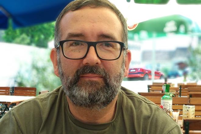 Molnár Ákos, a Magyar Szőlőszaporítóanyag Termesztők Szövetségének elnöke
