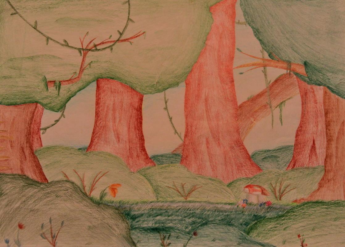 Kulima Csilla, különdíj, Békeposzter rajzpályázat 2018