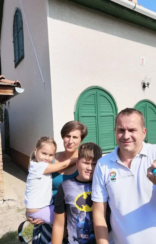 Jakab-Veres család, Monori Pincefalu