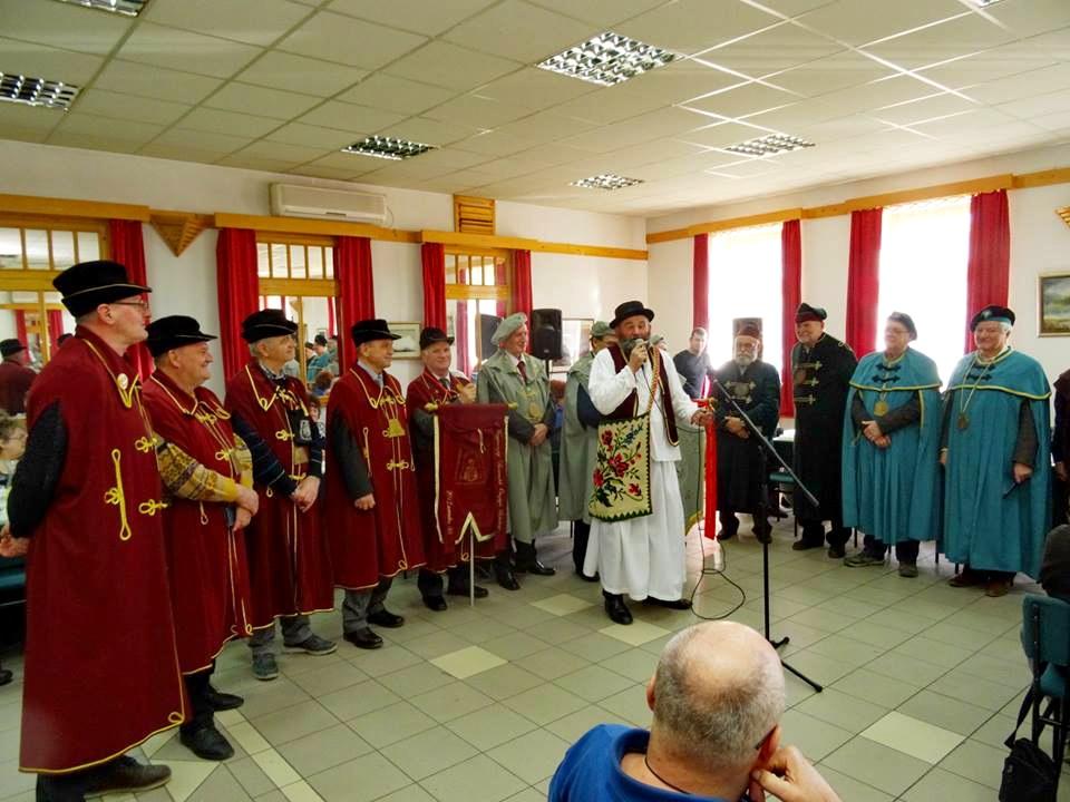 Bácsfeketehegyi Jégtörő Mátyás-napi újbor kóstoló