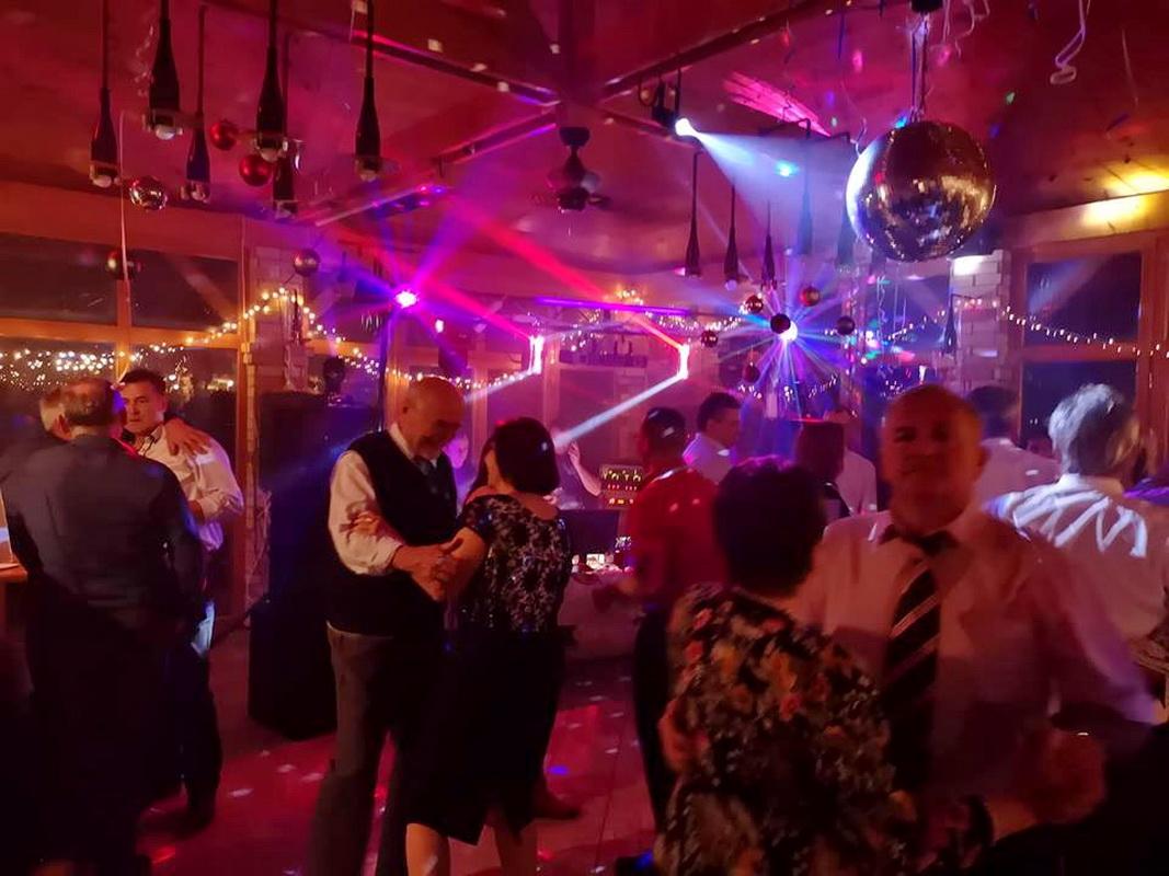 Szilveszteri party a KultPincében