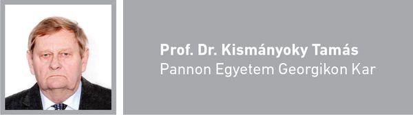 Prof. Dr. Kismányoky Tamás
