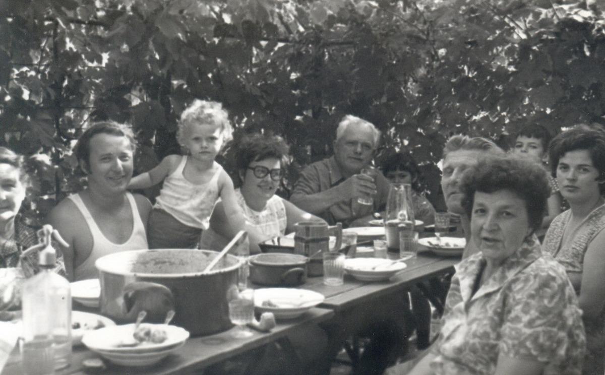 Magócsi család pincebulija