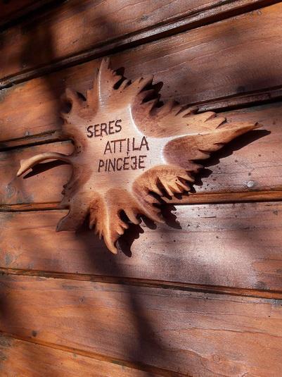 Seres Attila pincéje Monor