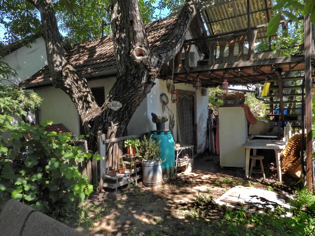 Villa Negra a pincefaluban