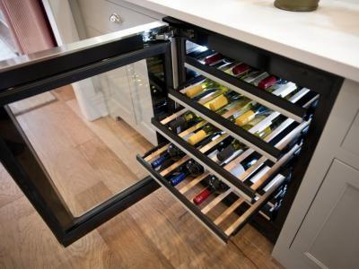 Borhűtés, bortárolás otthom