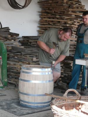 Hordókészítés hagyománya, Erdőbénye a Kádárok völgye