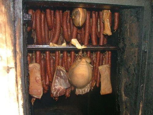 Húsok tartósítása disznóvágás után