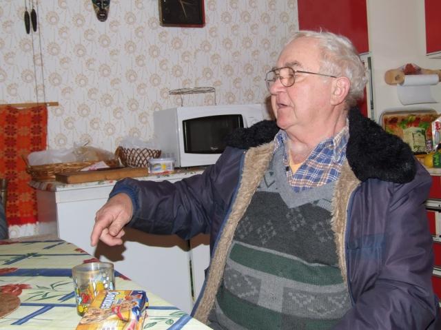 Kovács Sándorral beszélget Koblencz Zsuzsa
