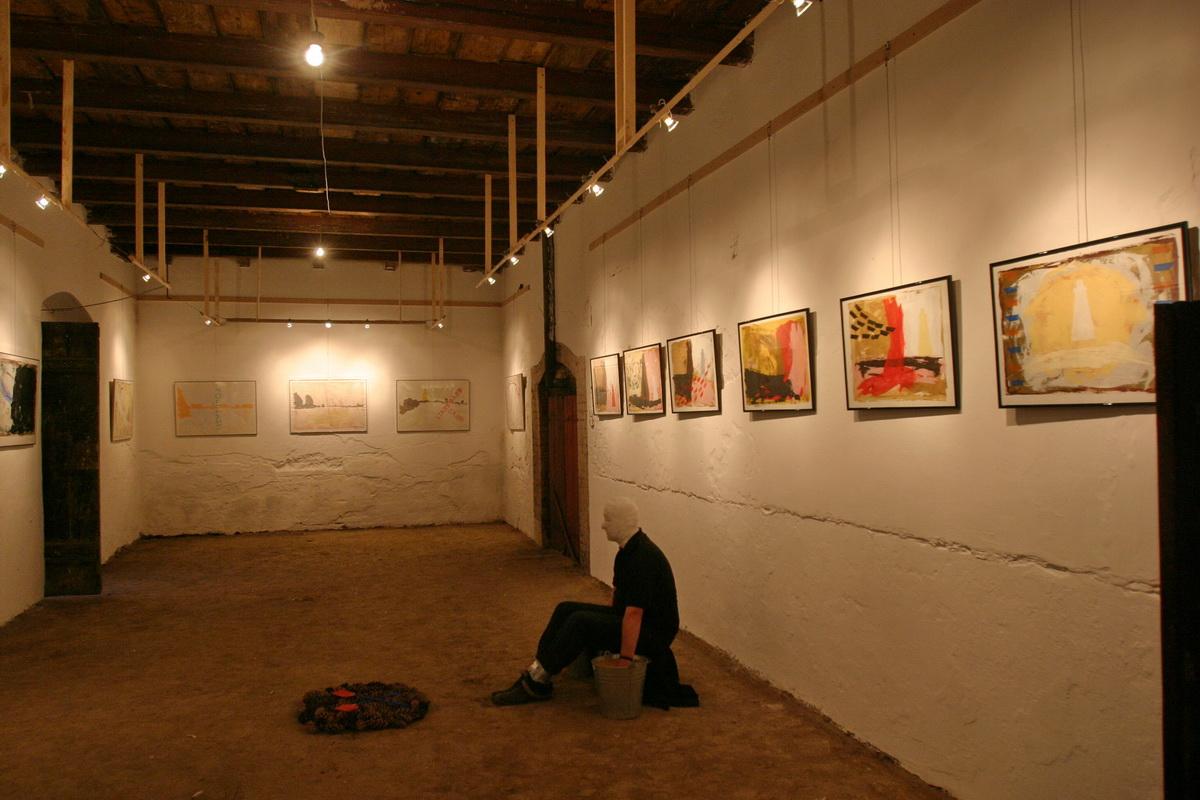 Múzeumok éjszakája 2010, képzőművészeti kiállítás