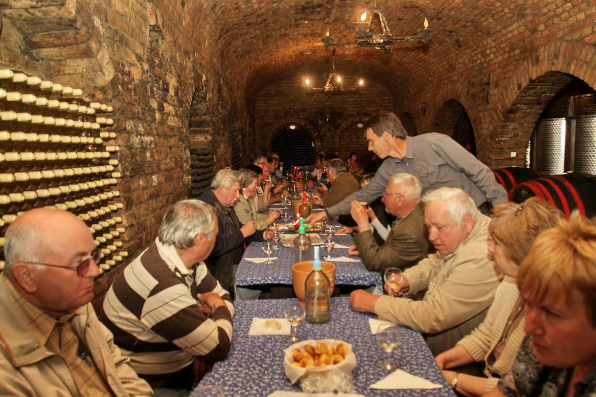 Györköny, kalandozások a magyarországi pincefalvakban