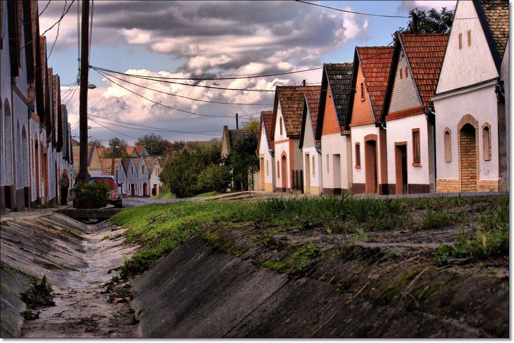 Nemesnádudvar, kalandozások a magyarországi pincefalvakban