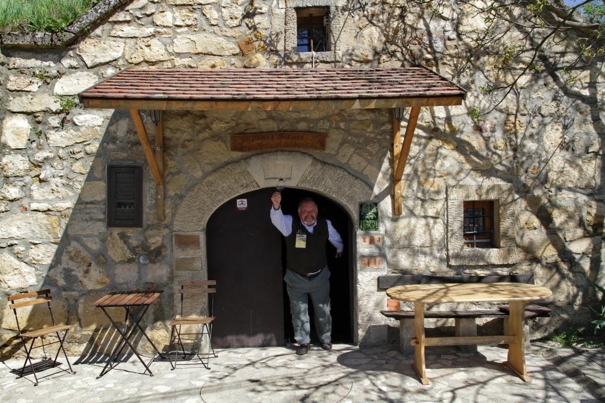 Páty, kalandozások a magyarországi pincefalvakban