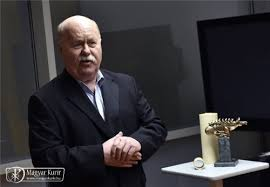 Péterffy Andrásé az idei Aranyszarvas díj
