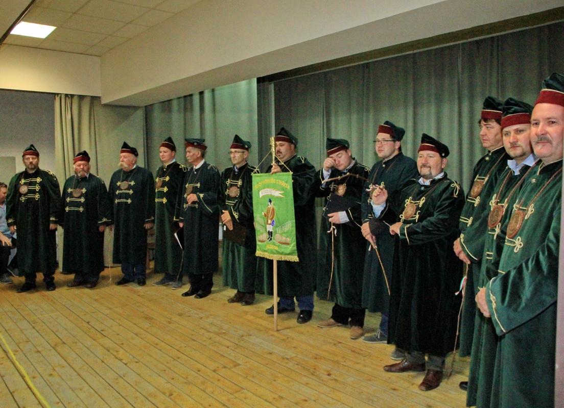 Márton-napi Újbor Ünnep és Libavacsora és Vincellér avatás