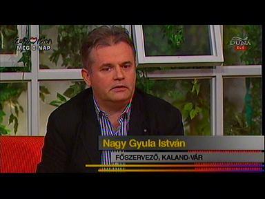 Nagy Gyula István KOCCINTAS.HU főszervezője, zsűritag