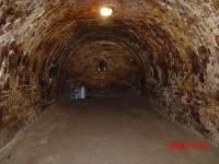 Eladó pincék a Monori Pincefalu téglagyári oldalán a Dugó soron