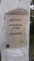 Bacchus tér és a Monori Lokálpatrióta Egylet