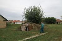 Megszépült a Monori Pincefalu téglagyári oldala
