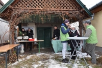 Forraltboros Kalandozások a Monori Pincefaluban 2019