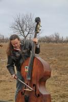 BOR-óka zenekar a KultPince zértkörú disznóvágásán