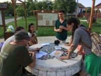 Monori CsámBORgó csapatépítő tréning és kalandjáték