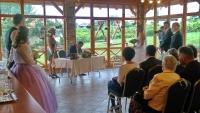 Esküvő helyszín a Monori Pincefaluban